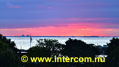 00 34 Sunrise over Oresund
